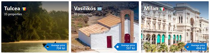 Vacante Booking.com