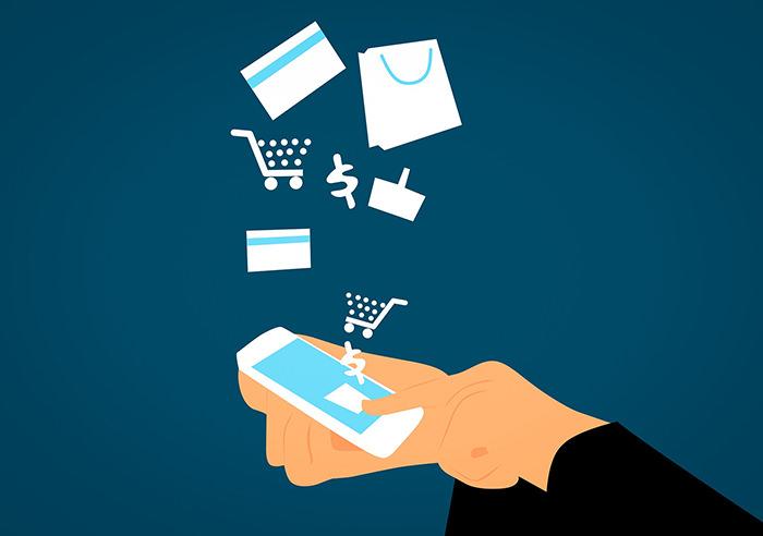 Cumparaturi de 2,8 miliarde de euro online Romania