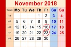 Data Black Friday 2018 in Romania