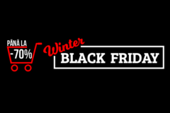 Winter Black Friday 2018 la evoMAG – reduceri de pana la -70%