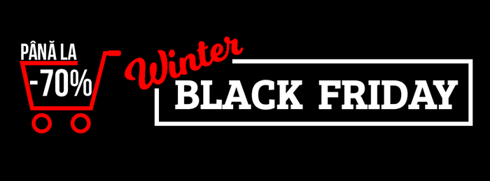 Winter Black Friday 2018 la evoMAG