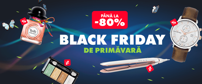 Black Friday de primavara 2018 la Elefant