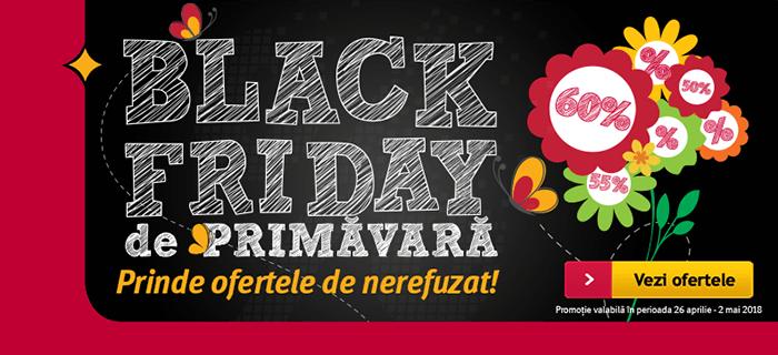 Black Friday de primavara 2018 la Altex