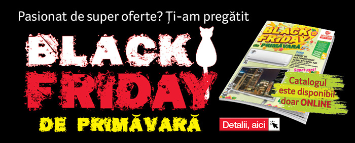 Black Friday de primavara 2018 la Selgros