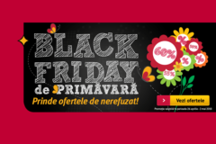 Campanie Black Friday de primavara 2018 la Altex