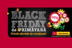 Campanie Black Friday de primavara 2018 la Altex