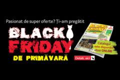 Campanie Black Friday de primavara 2018 la Selgros