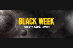 Campanie Black Week la Flanco din 20 - 26 aprilie 2018