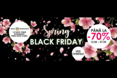 Campanie Spring Black Friday 2018 la evoMAG