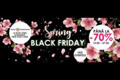 Campanie Spring Black Friday 2018 la evoMAG