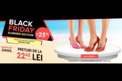 Campanie Black Friday Summer Edition 2018 la Kalapod
