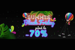 Campanie Summer Black Friday 2018 la evoMAG