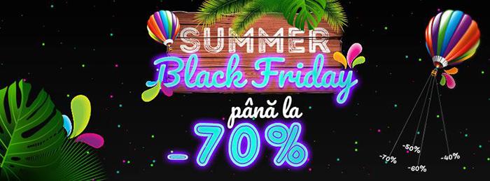 Summer Black Friday 2018 la evoMAG