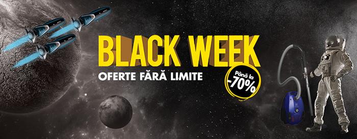 Black Week la Flanco din 6 - 11 august 2018