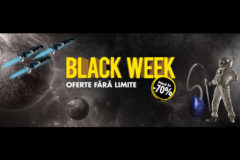 Campanie Black Week la Flanco din 6 - 11 august 2018