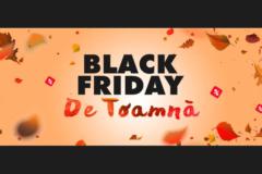 Campanie Black Friday de Toamna 2018 la Elefant