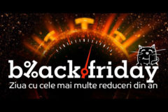Black Friday 2018 la eMAG data