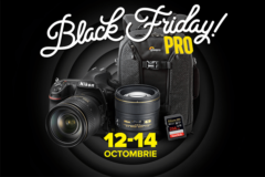 Campanie Black Friday PRO 2018