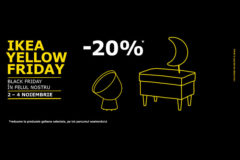 Campanie Black Friday 2018 la IKEA