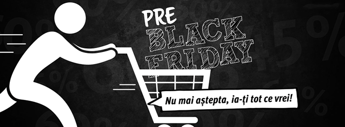 Pre Black Friday 2017 la Altex