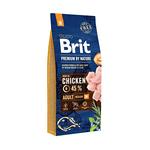 Hrana uscata pentru caini Brit Premium adult M 15 kg