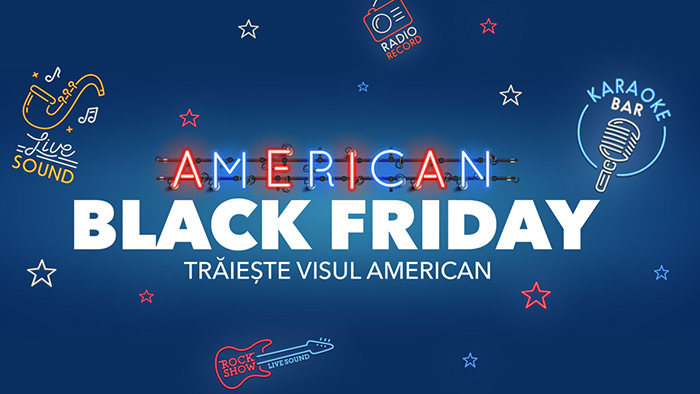 American Black Friday la Elefant