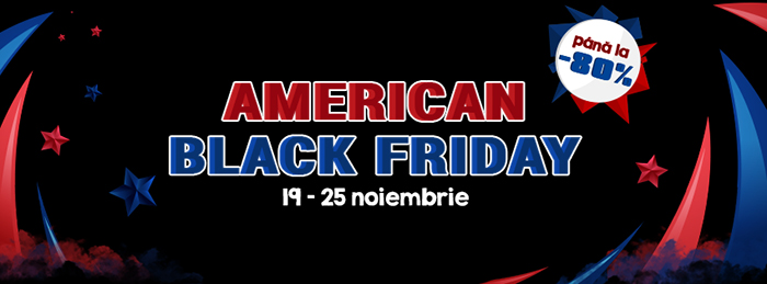 American Black Friday la evoMAG