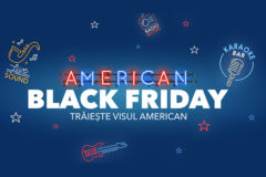 Campanie American Black Friday la Elefant