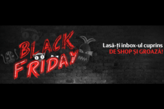 Black Friday 2018 la Germanos aduce shop si groaza!