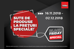 Campanie Black Friday la kika