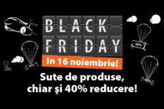 Campanie Black Friday la Extreme Digital