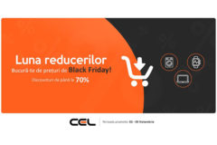 Campanie Cel.ro Black Friday 2018
