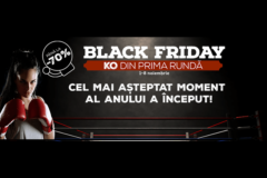 Campanie evoMAG Black Friday 2018