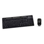 Serioux Kit tastatura + mouse optic USB