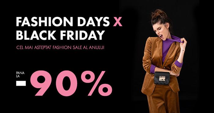 Black Friday 2018 FashionDays