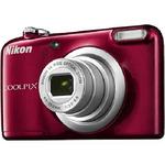 Aparat foto compact Nikon CoolPix A10 rosu 16MP