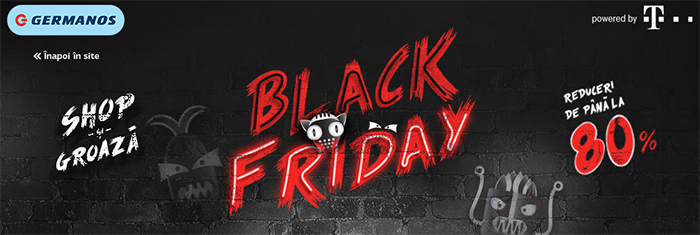 Germanos Black Friday 2018