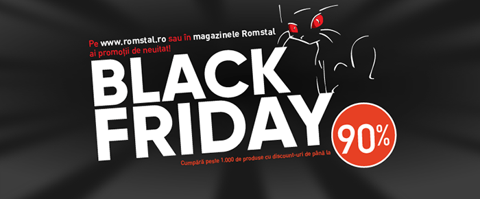 Romstal Black Friday 2018