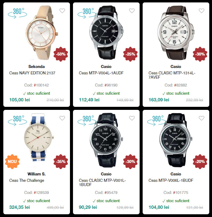 WatchShop Black Friday 2018