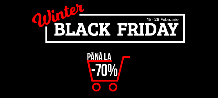 Winter Black Friday 2019 la evoMAG