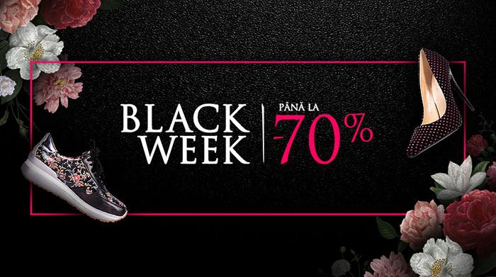 Black Week din 26 - 29 martie 2019 la Kalapod