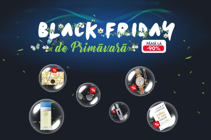 Black Friday 2019 de primăvară la Elefant
