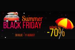 Campanie Summer Black Friday 2019 la evoMAG