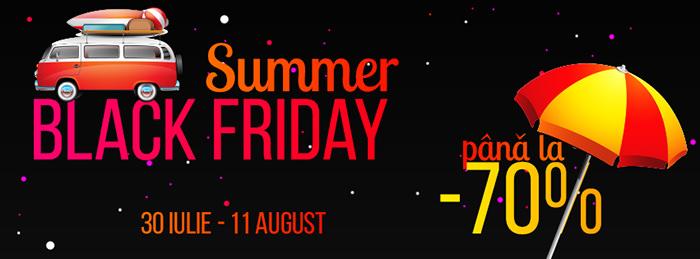 Summer Black Friday 2019 la evoMAG