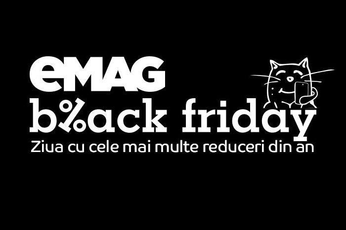 Black Friday 2019 la eMAG