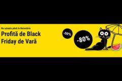 Campanie Black Friday de Vară 2019 la Top-Shop