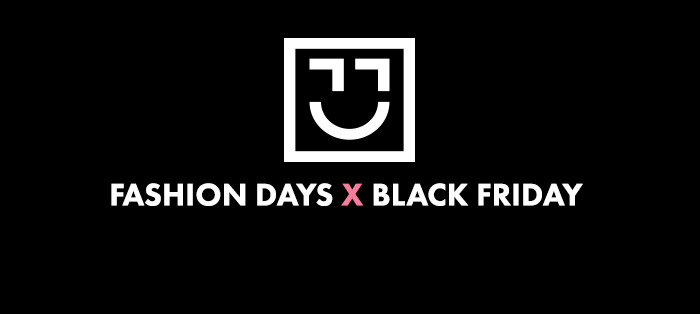Black Friday 2019 la FashionDays