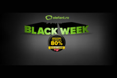 Campanie Black Week la Elefant