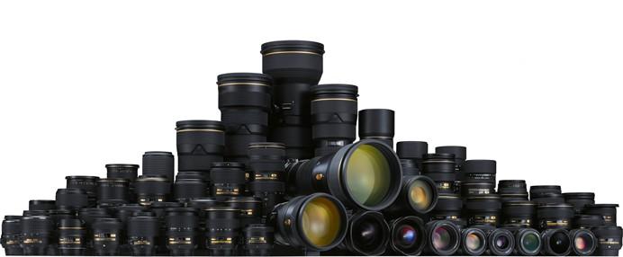 obiective Nikon