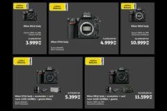 Black Friday PRO 2019 Nikon Yellowstore DSLR
